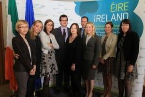 Who we are - ECC Ireland team
