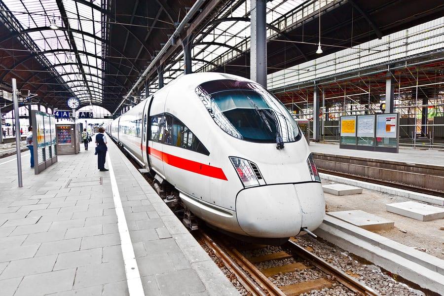 Travel by Train - European Consumer Centre (ECC) Ireland