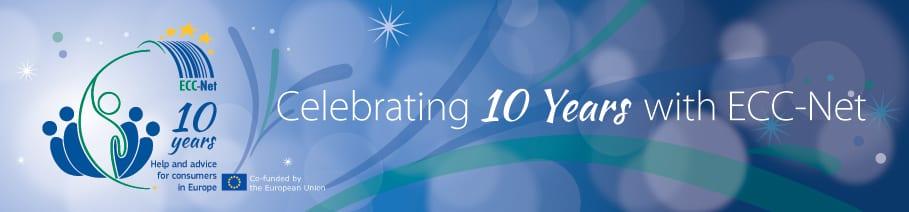 ECC-Net 10 Year Anniversary Banner