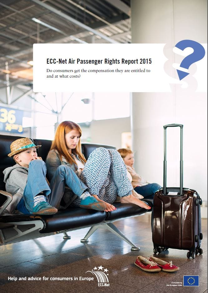 Air Passenger Rights 2015 report launched by ECC-Net