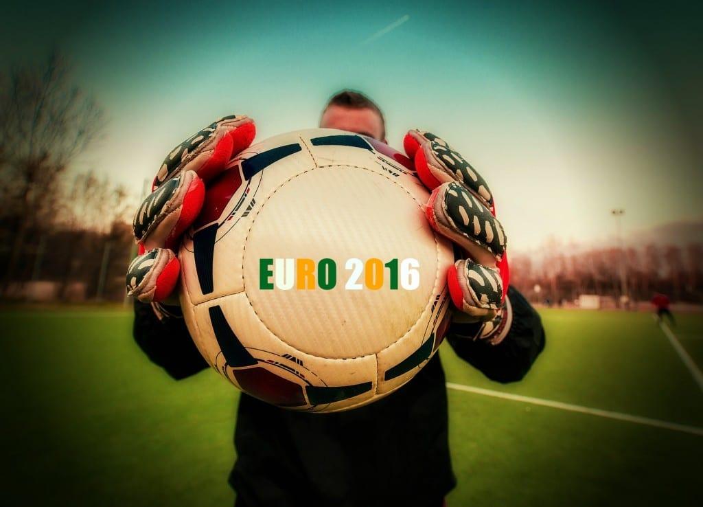 Euro 2016 Irish team