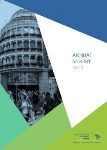 European Consumer Centre (ECC) Ireland's 2015 Annual Report