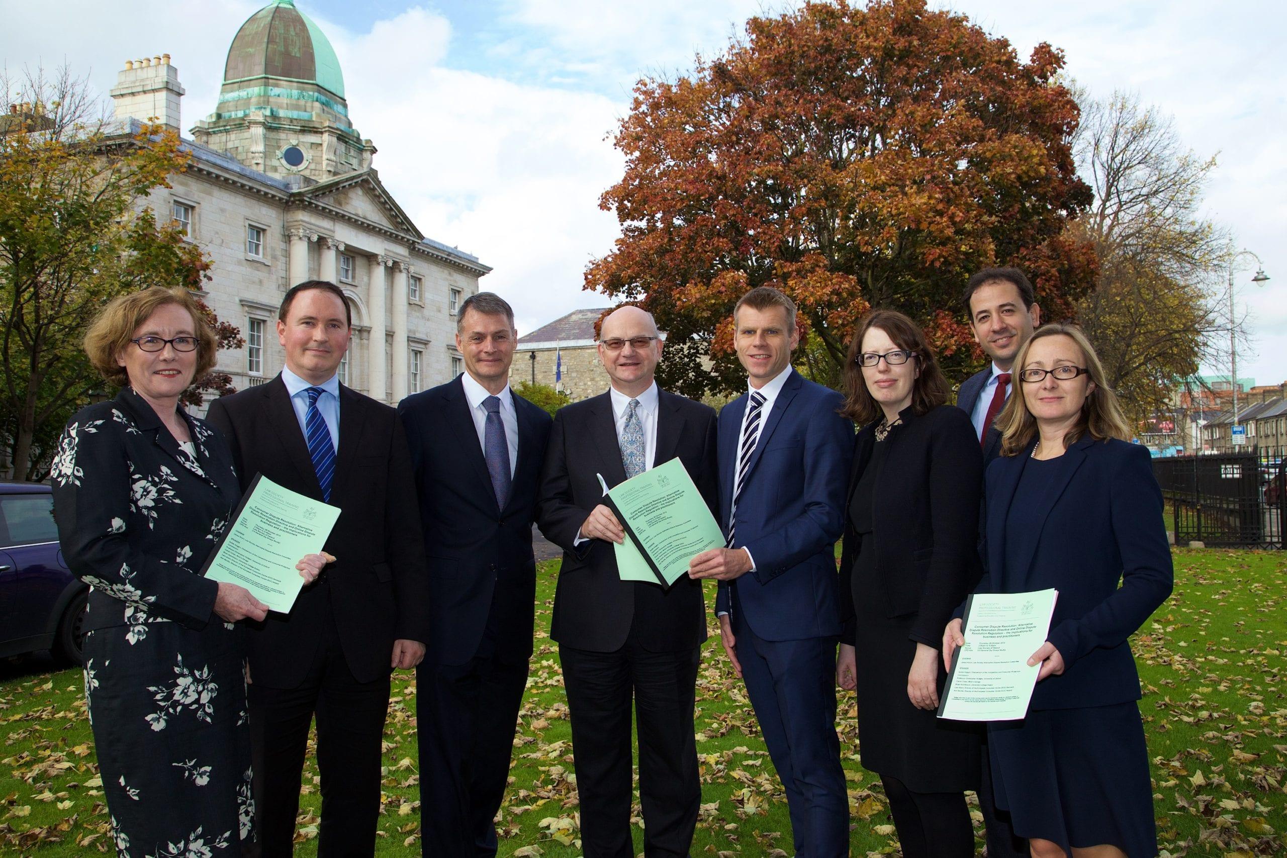 ECC Ireland ADR law society of Ireland 2015 annual report