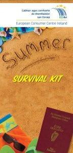 Summer survival leaflet European Consumer Centre (ECC) Ireland