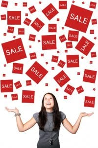 shopping sales consumer rights