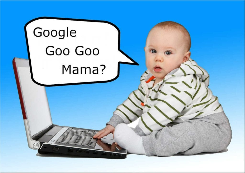 Safer Internet Day Google baby