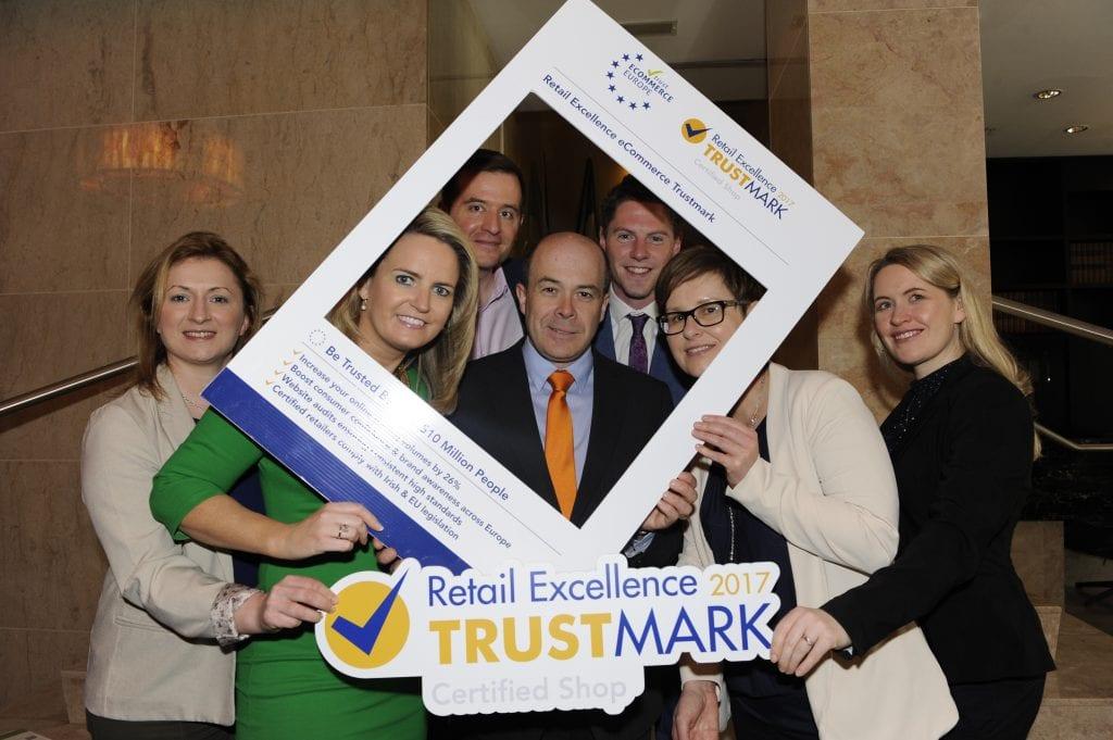 Retail Excellence Ireland Trustmark