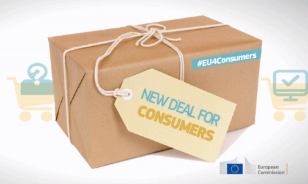 For Consumers >> What S The Deal With The New Deal For Consumers Proposal